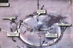 川普推文嘲笑伊朗火箭爆炸…卻可能洩機密照片