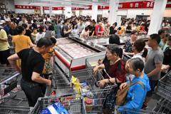 上海好市多掀「退卡潮」 人潮爆多員工忙到沒吃飯