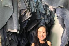 翻轉二手衣展創意 香港媳婦巧手創造新時尚