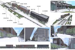 台鐵中部最大土地開發案 員林火車站都更案11月公告