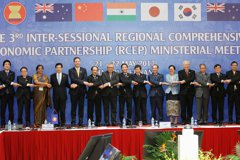 RCEP年底前達成希望渺茫 貿易戰和經濟減緩害的