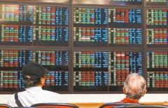中美傳下月復談 台股揚近百點越過季線