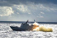 新海軍飛彈指管站興建拖了十幾年 年底終於搞定