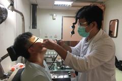 他以為過敏鼻塞好不了 就醫才知惡性腫瘤塞滿鼻腔