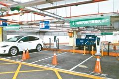 電動車停車位常遭占用 北市停管處:擬實施差別費率