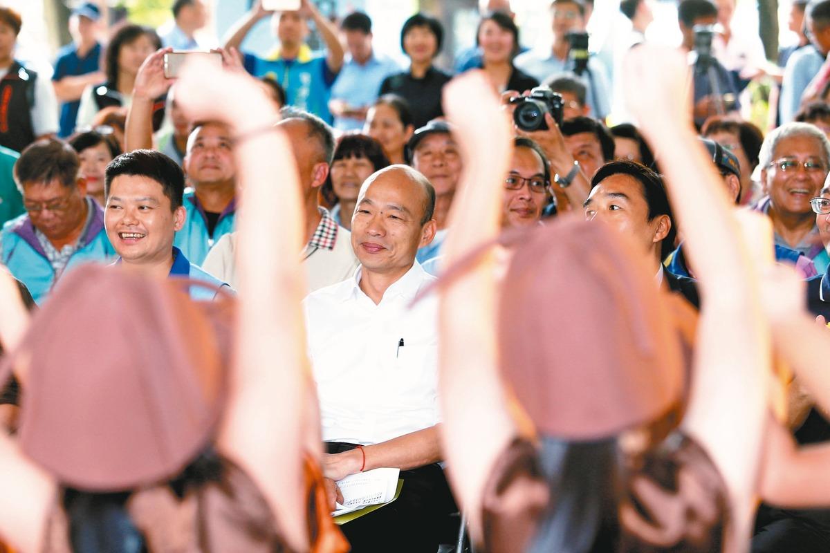 韓國瑜周六造勢 首度揮軍屏東