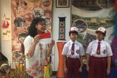 新北新住民語言課開7種 融合飲食跨文化學習
