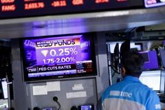 聯準會降息在即 外銀美元定存年息上看2.8%