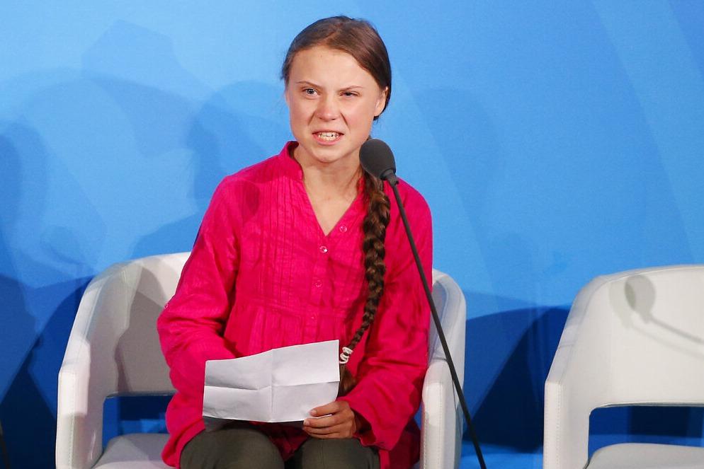 環保少女奪諾貝爾和平獎呼聲高 專家持懷疑態度