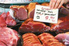 非洲豬瘟效應 全球肉價飆漲
