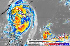 彭啟明:中颱米塔相當接近北台灣 今天越晚會越有感
