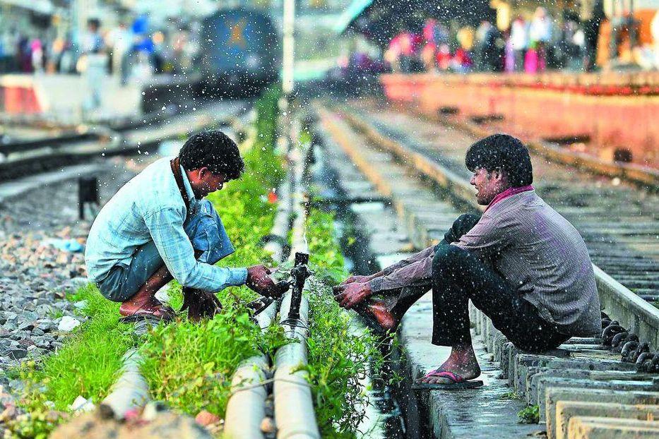 時序將入冬 印度德里空氣品質漸惡化