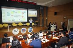 海外十大傑青來台 與科大學子分享創業經驗