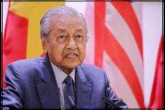 面對馬來西亞總理勸退 林鄭月娥回應了