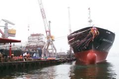 轉型做潛艦零件 基隆台船廠開創第二人生