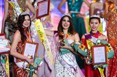 世界旅遊小姐總決賽 中國選手譚若依獲季軍