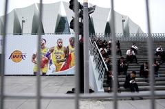 NBA/贊助商紛紛退出 上海宣布取消球迷之夜