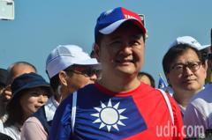 新北市議員林金結諷蔡英文總統 越來越愛中華民國