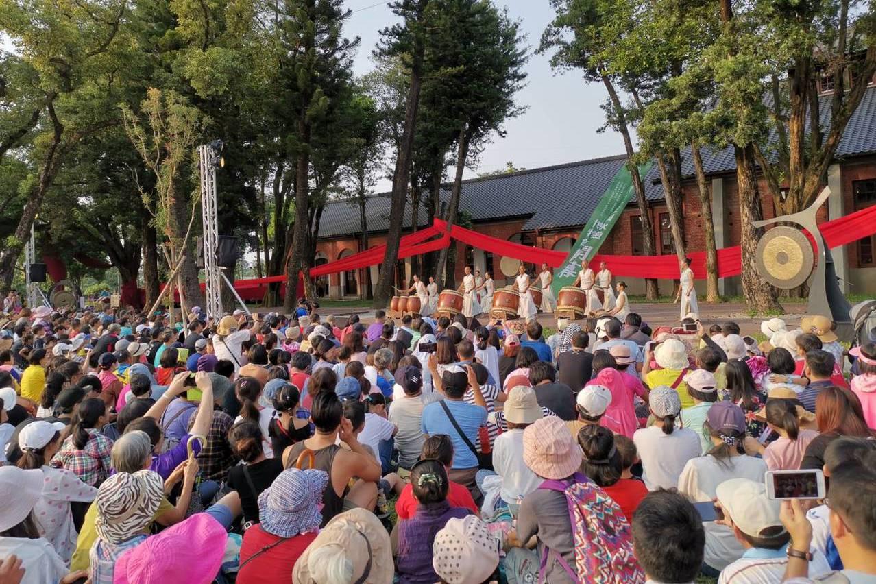 新觀光亮點!台南水道博物館開幕 2天湧入逾6萬遊客