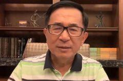 扁看大選民調:蔡再增5%就到頂 韓尚有15到20%空間