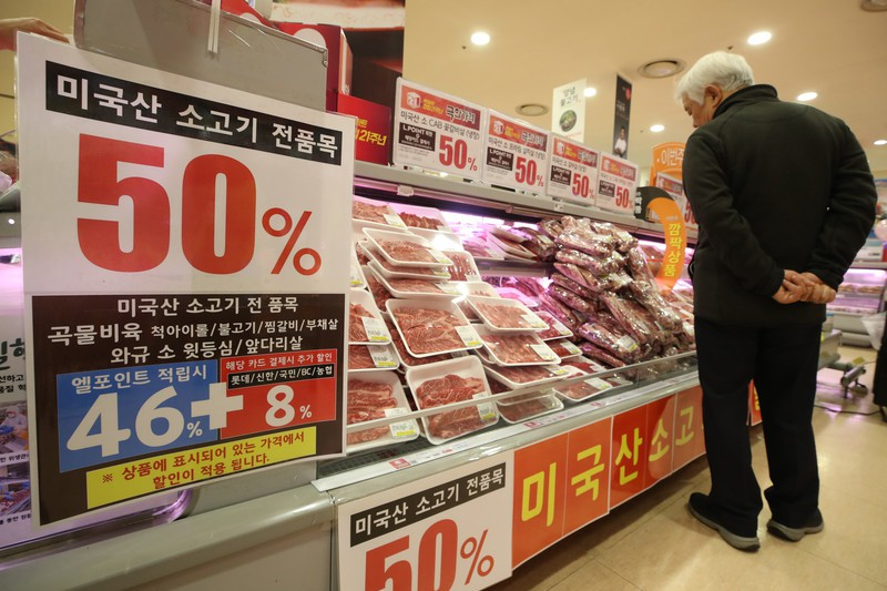 非洲豬瘟入侵 南韓肉價恐飛漲