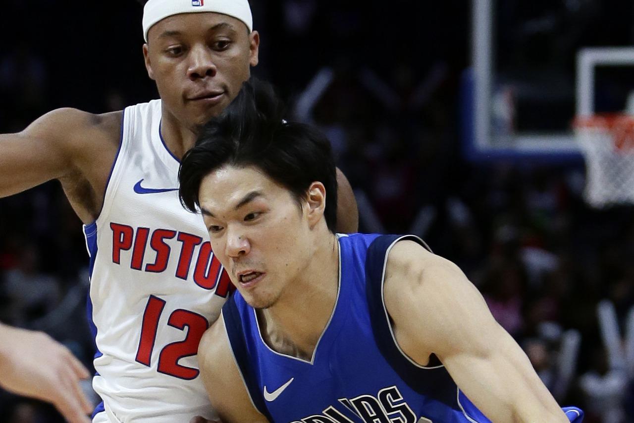NBA/獨行俠裁掉馬場雄大 聯盟日本球員剩兩人