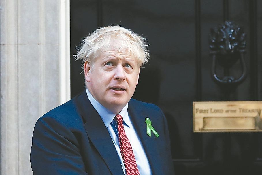 英脫關鍵期 強森會歐盟三領袖
