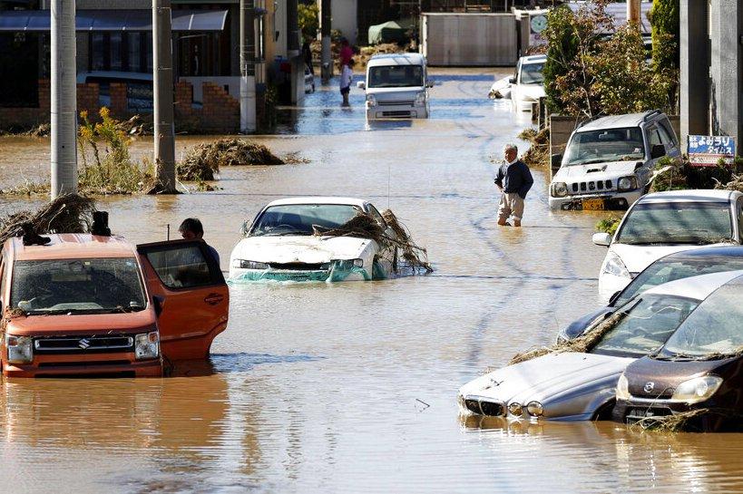 颱風哈吉貝肆虐日本 外交部:願提供協助