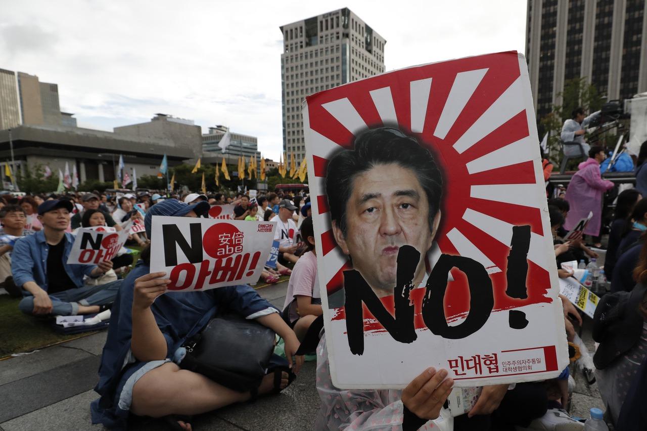 日韓貿易戰未了 日不爽南韓找東京奧運麻煩