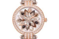 以蓮花為名的浪漫 高級珠寶品牌打造詩意新作
