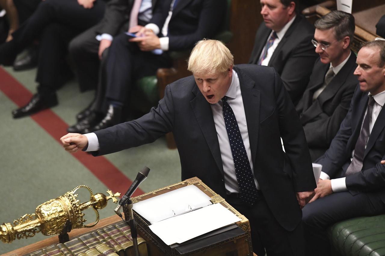歐盟限英國今晚交出新方案 否則沒有脫歐協議