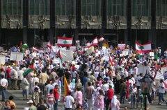 黎巴嫩財政吃緊 撙節措施惹眾怒