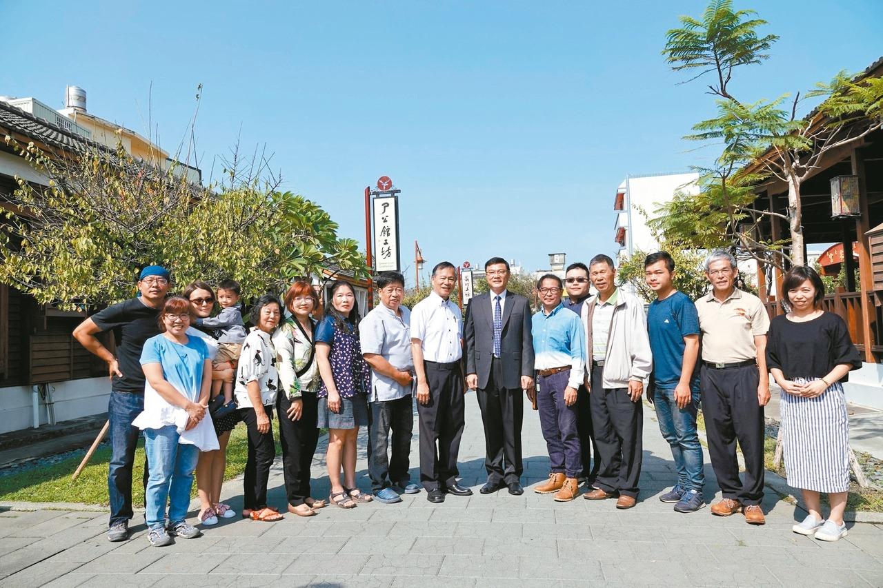鹿港駐村藝術家亮相 增3新團隊