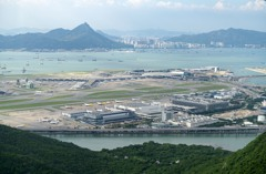 海地風險高 香港赤臘角機場2050恐滅頂
