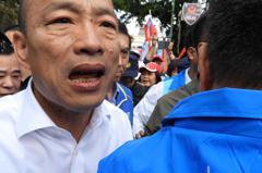 韓國瑜桃園唯一藍天「復興區」造勢:原民偏鄉是蛋白區