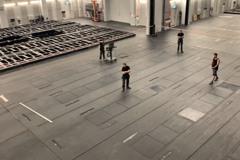 歌劇院舞台地板三夾板現形?衛武營:升降機裝畢優化中