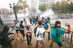 拉美「經濟綠洲」…抗議潮蔓延 智利形象重創