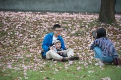 遛小孩還可當網美 嘉義市「沉睡森林」熱門景點吸睛