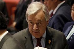 疫情當前假消息滿天飛 聯合國秘書長促團結抗疫