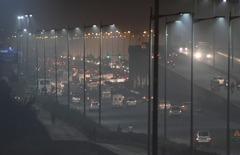 印度空汙有如毒氣室 準媽媽護嬰避免外出
