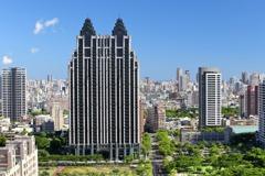 高雄實價登錄逾5,000萬元最貴豪宅 京城占一半