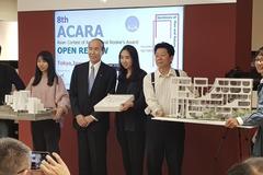 東海大學建築系吳昰賢 獲「亞洲建築新人戰」銀獎