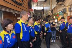 黃光芹爆韓國瑜護衛隊心寒出走 護衛隊員:並非事實