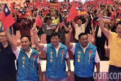 非國民黨提名卻與韓國瑜合掛看板 屏東韓粉怒嗆蹭熱度