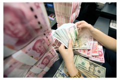 人民幣走強 陸央行:國際資金持續湧入人民幣資產