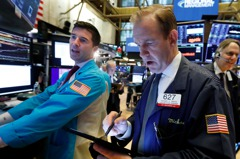 據稱中美將相互取消加徵關稅 美股早盤再創新高