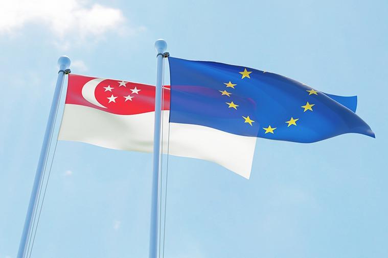 新加坡與歐盟FTA拍板 本月21日生效
