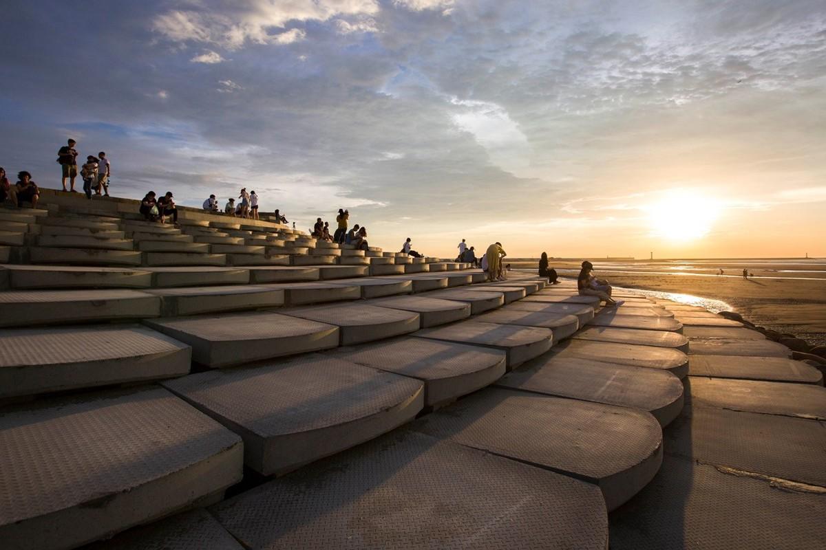 推動改造城市景觀 林智堅獲亞太區景觀建築傑出人物獎
