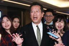 韓國瑜豪宅案 顧立雄要求證交所往兩方向追查