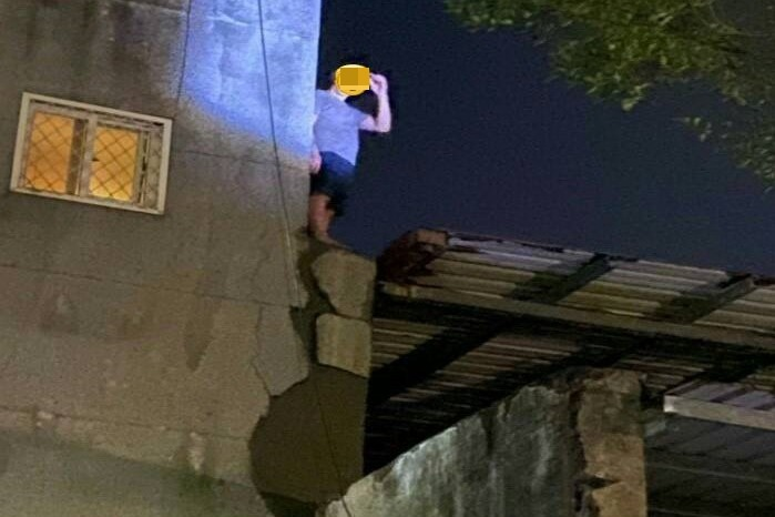 女移民官夜襲逮9失聯移工 他4樓想跳逃被她軟化就逮
